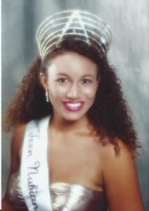 Miss Teen Nubian Hawaii 1995