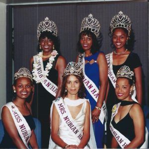 Titleholders 1997 and 1998